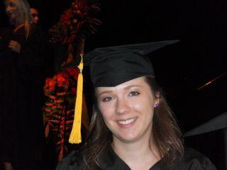 Sarah: The Graduate!