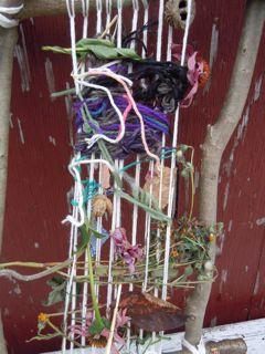 Frida's garden loom