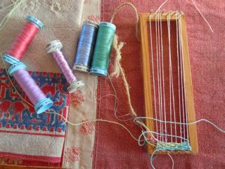 Pocket Loom I