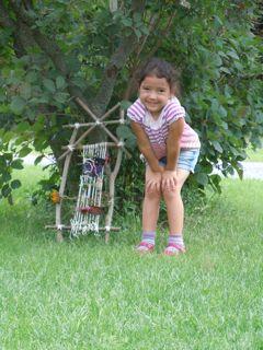 Frida's garden loom II