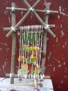 Brinley's garden loom II
